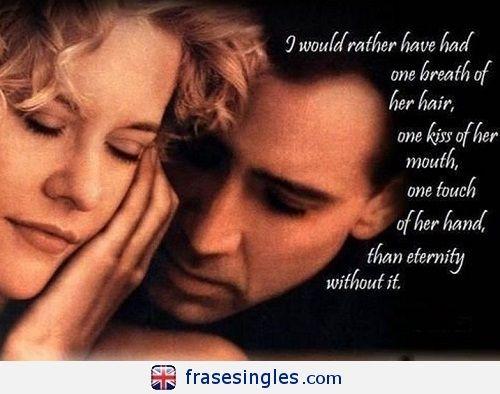 Frases De Peliculas Romanticas Famosas